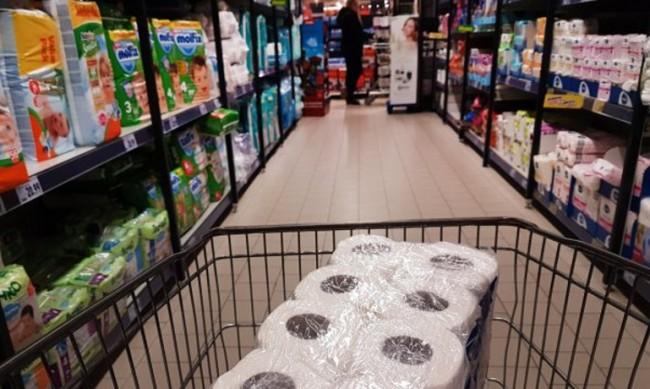Защо още има недостиг на продукти по магазините след шока от COVID?