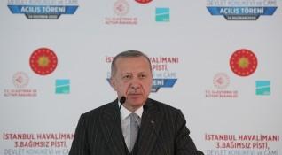 Ердоган: Разчитаме, че Гърция ще действа разумно