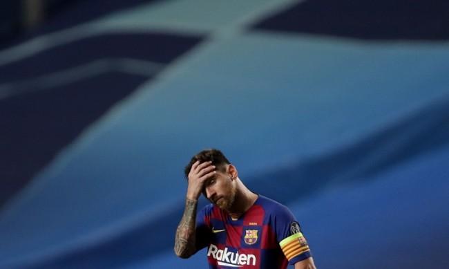 Меси е решил да напусне Барселона?