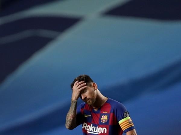 Суперзвездата и капитан на Барселона Лионел Меси твърдо е решил