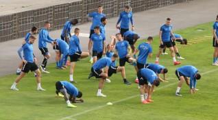Левски спечели първата си точка в първенството