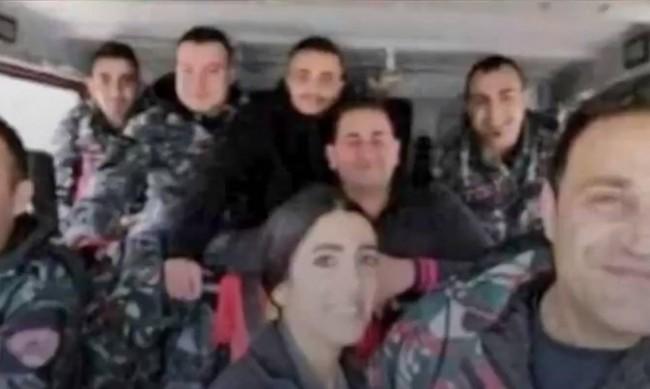 Героите от Взвод 5 – първите, които експлозията в Бейрут погуби