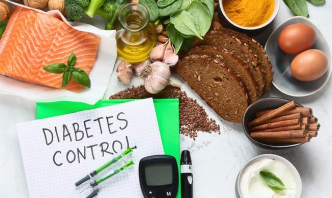 8 храни за контрол на кръвната захар