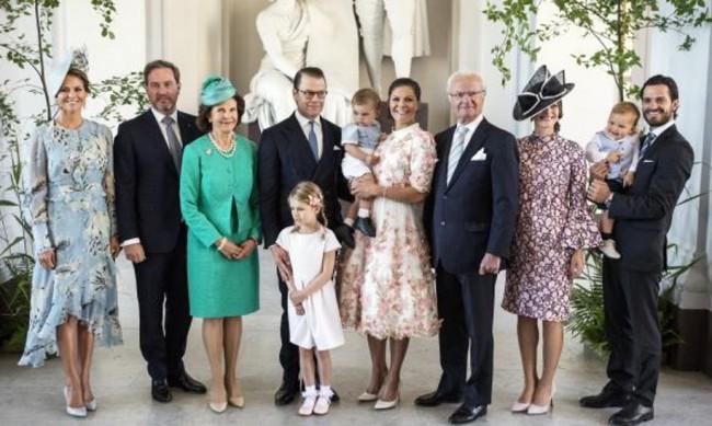 Любов, раздели, деца... Шведското кралско семейство