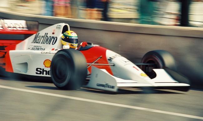 Алгоритъмът доказа: Аертон Сена е най-бързият пилот във Формула 1