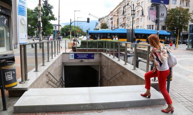 Пречи или помага новата дига пред метрото в София?