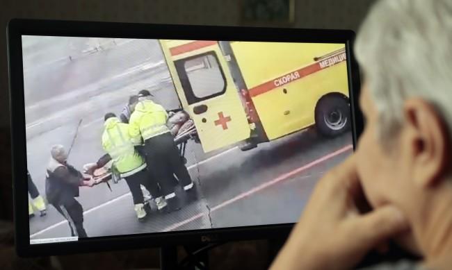 Лекарите правят всичко, за да спасят живота на Навални