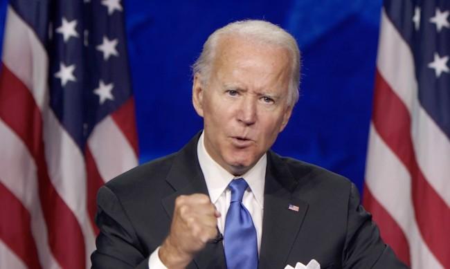 Байдън прие номинацията на демократите за кандидат-президент