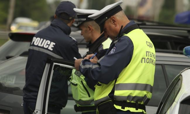 Спецакции срещу битовата престъпност на няколко места в страната