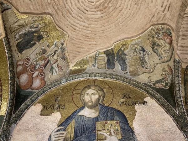 Правителството на Турция е решило да превърне манастира Хора (Карие