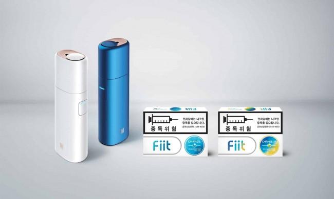 KT&G и Филип Морис Интернешънъл започват продажбата на устройства с нагряване в Русия