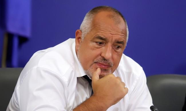 Борисов: Правова държава не се постига с грубо нарушаване на реда