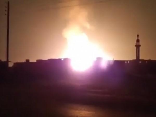 Електроподаването в цяла Сирия спря след взрив на газопровод. Експлозията,