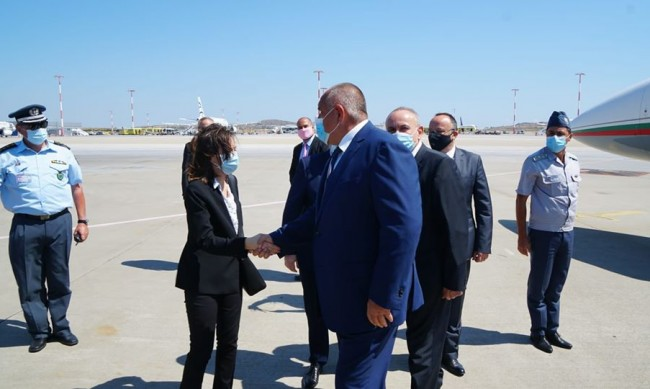 Борисов в Атина за терминала за втечнен газ: Днес правим история!