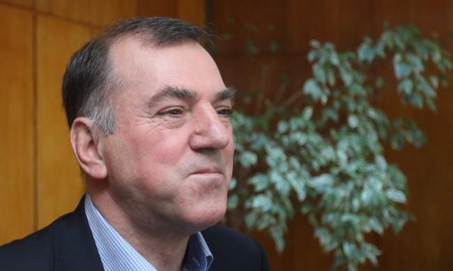 Почина финансистът Стоян Александров