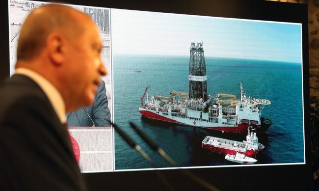 Газовото находище, открито от Турция в Черно море, за $80 млрд.