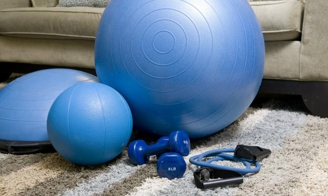 Упражнения у дома - как да тренирате цялото тяло?