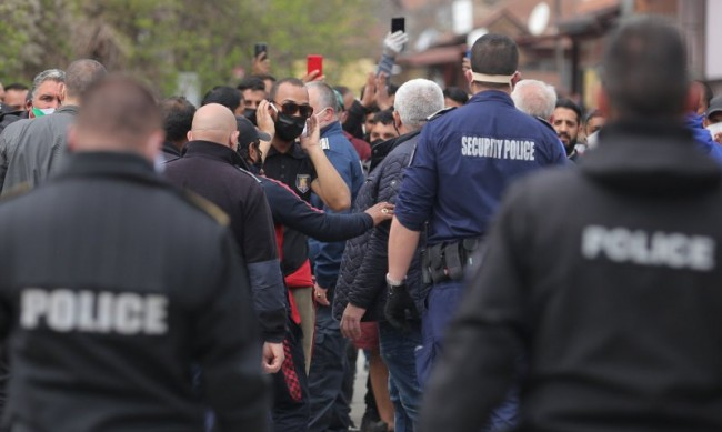 """Спеацкия във """"Факултета"""" в София, петима са в ареста"""