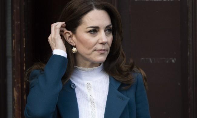 Кейт - любимката на Елизабет Втора