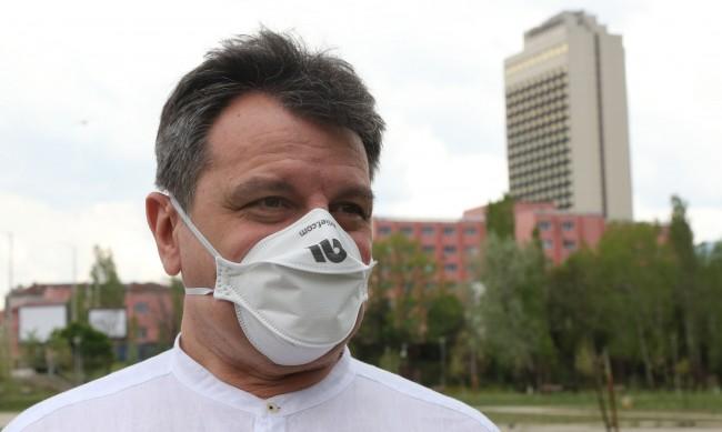 Д-р Симидчиев: Трудно ще различим температурата от грип и от COVID-19