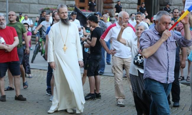 Светият Синод се разграничи от Дионисий