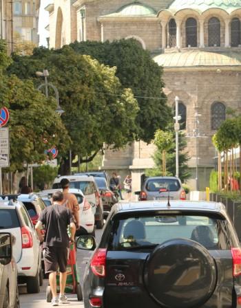 """Идеята улица """"Съборна"""" да стане пешеходна разедини хората"""