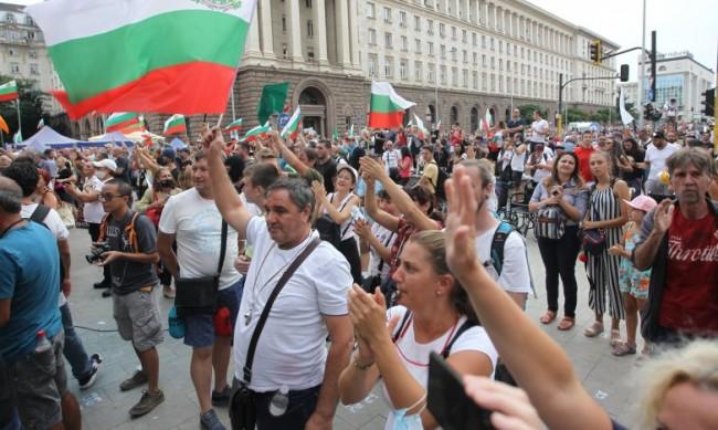 Политика, протести... какъв ще е изходът от кризата?
