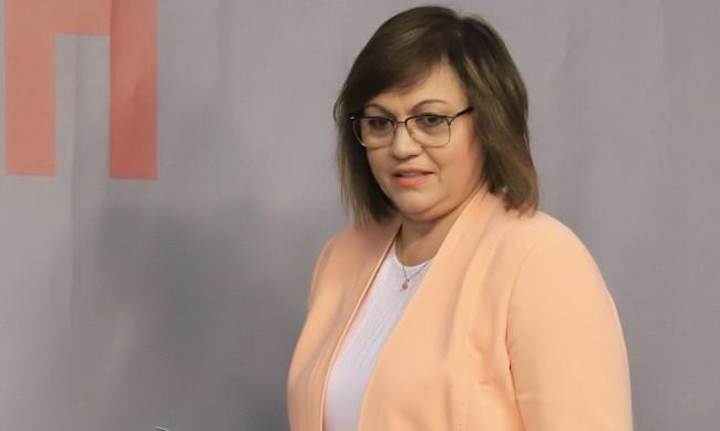 Нинова прогнозира социални протести тази есен