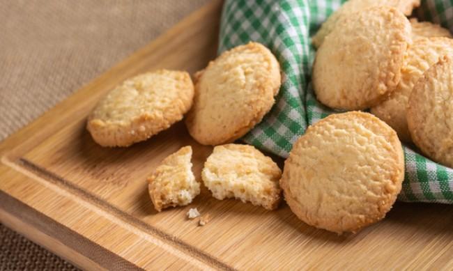 Рецептата Dnes: Бисквити с масло и ванилия