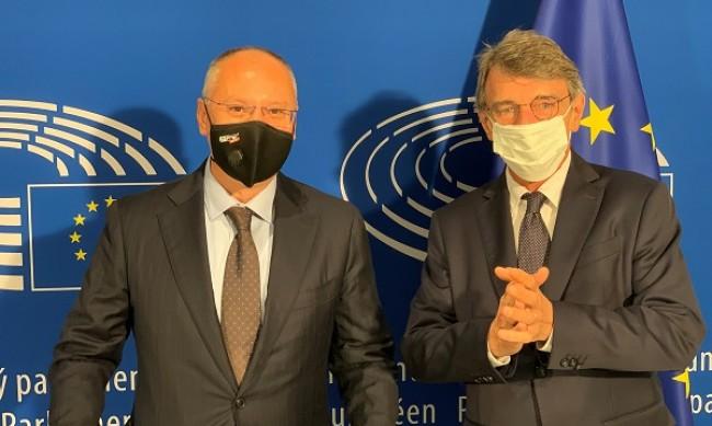 Станишев: Европа следи случващото се у нас отблизо