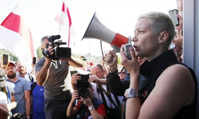 Опитали да депортират Колесникова в Украйна, тя скъсала паспорта си