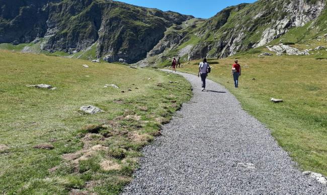 Увеличава се ерозията на почвата в Рила заради туристите