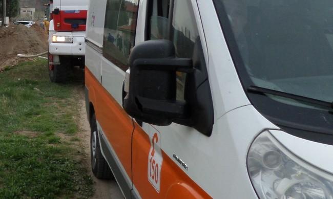 Жесток пътен инцидент в Айтос, млада жена загина