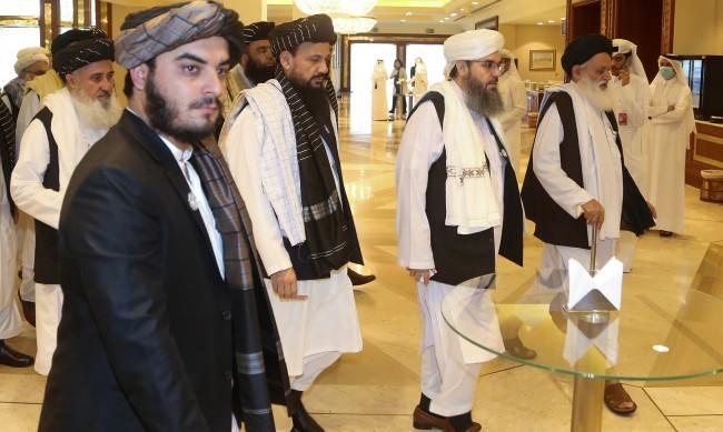 Започнаха исторически преговори за мир в Афганистан