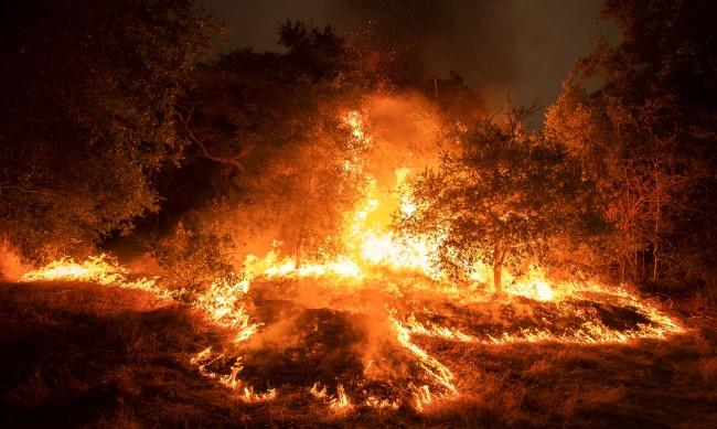 Опустошителните пожари в САЩ взеха най-малко 30 жертви