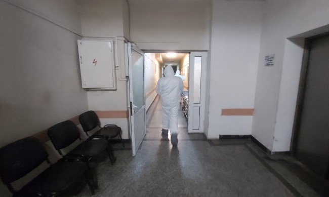 В МБАЛ-Добрич е овладяна ситуацията с коронавируса