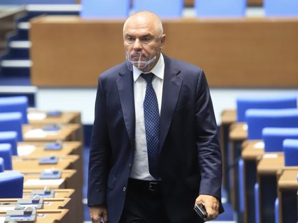 """Лидерът на """"Воля"""" Веселин Марешки смята да обжалва присъдата, определена"""