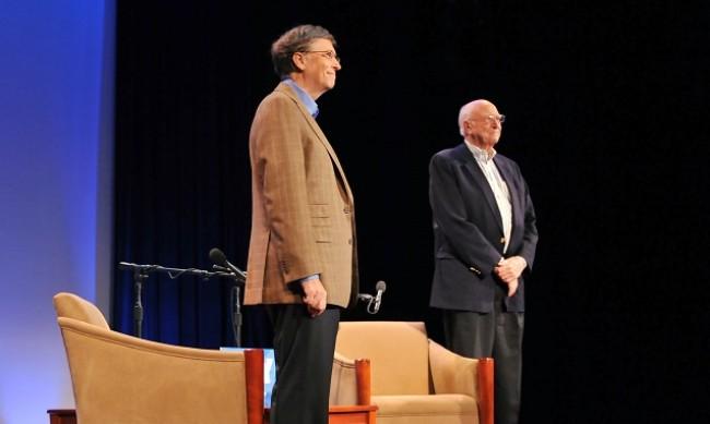 На 94 години почина бащата на Бил Гейтс