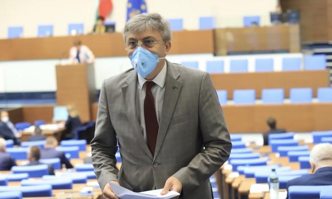 ДПС отказва да обсъжда Изборния кодекс на ГЕРБ