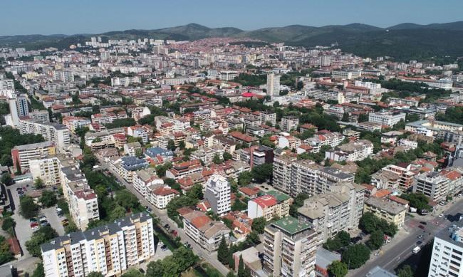 Стара Загора втора в класация за най-добър град у нас през 2020 г.