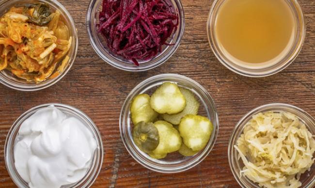 Храни, насърчаващи здравето на червата