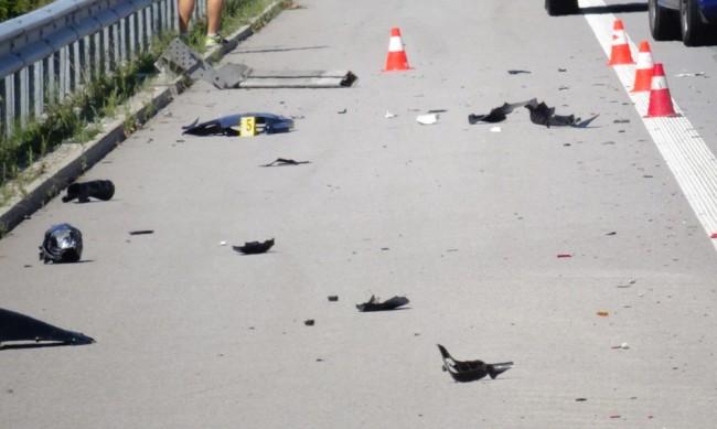 Шофьор загина при тежка катастрофа в Силистренско