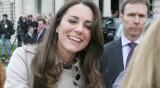 Кейт Мидълтън прави гевреци в Лондон