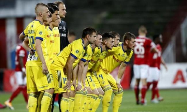 ЦСКА е на крачка от плейофите в Лига Европа, късметът не беше с БАТЕ
