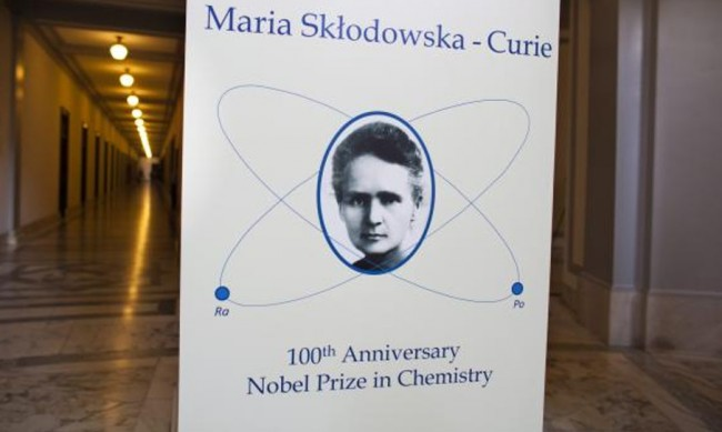 Мария Кюри и тайният й любовен живот