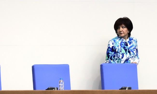 Караянчева: Не съм нареждала на НСО да изведе майките