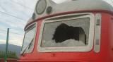 Вандалска проява срещу локомотив рани двама машинисти