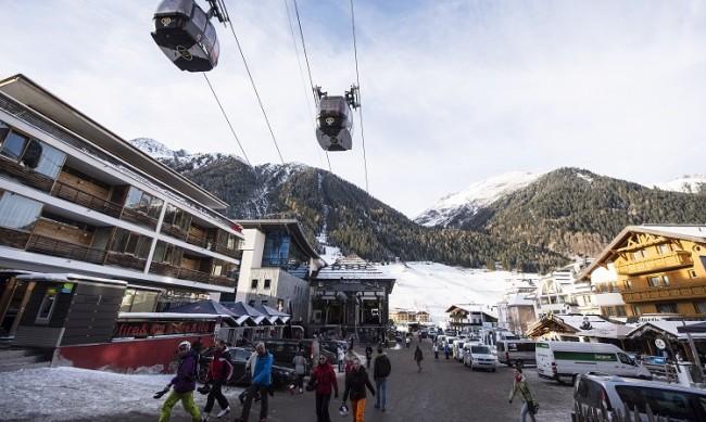 Австрийският курорт Ишгъл ли е кота нула за COVID-19 в Европа?