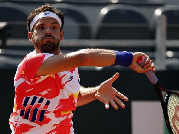 Най-добрият български тенисист Григор Димитров се класира за 1/4-финалите на