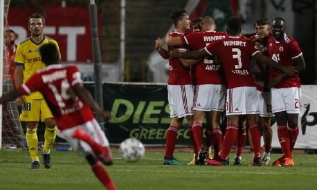 ЦСКА заработи 260 000 евро в Лига Европа